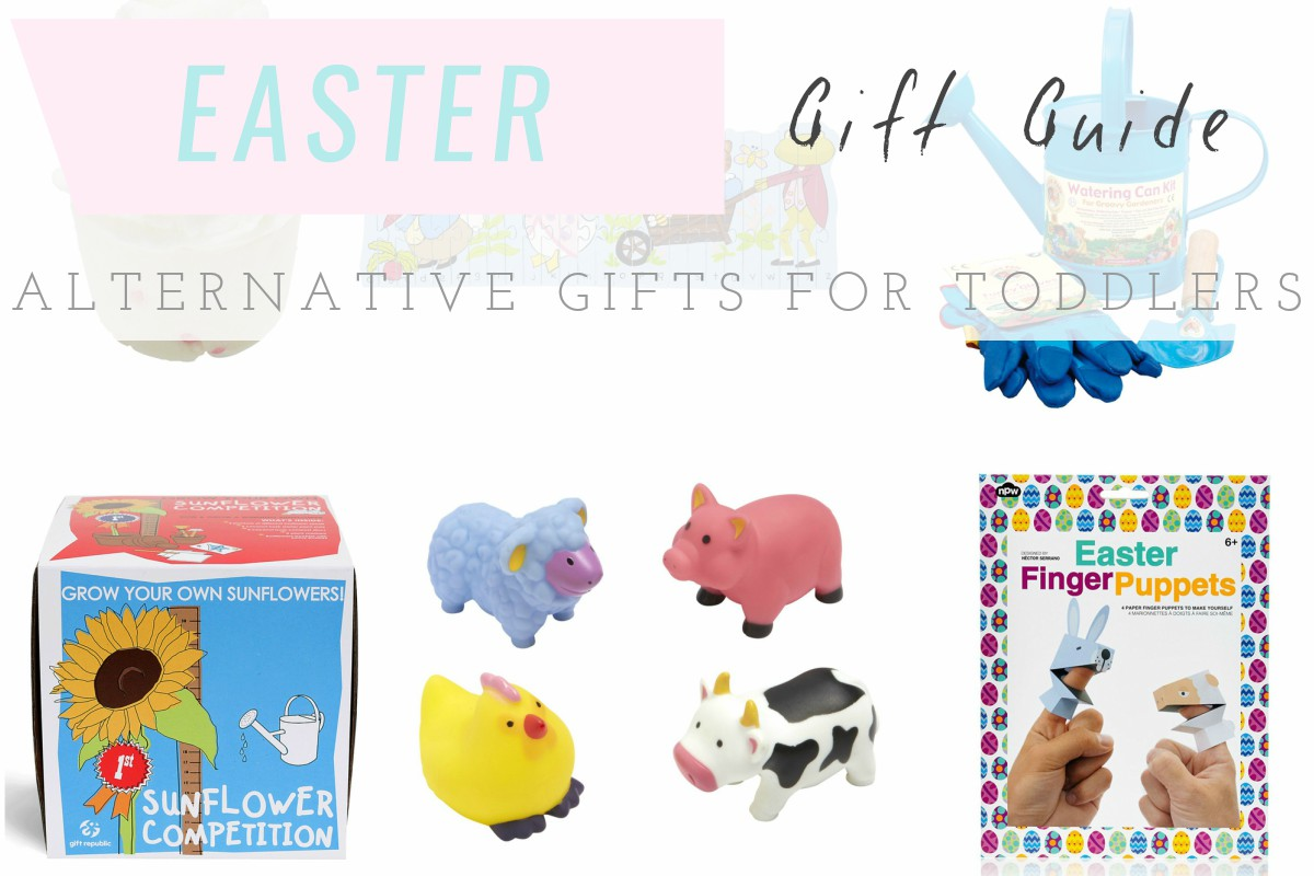 Alternative easter gifts for toddlers seek my scribbles easter is coming up and whilst im personally happy for arthur to receive a chocolate egg or two not every parent will feel the same for their own child negle Choice Image