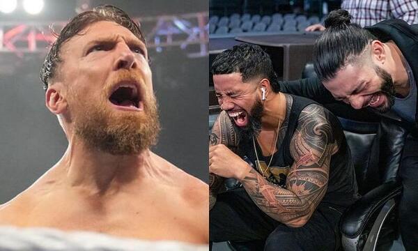 تقرير: عقد دانيال براين مع WWE انتهى مباشرة بعد خسارته من رومان رينز