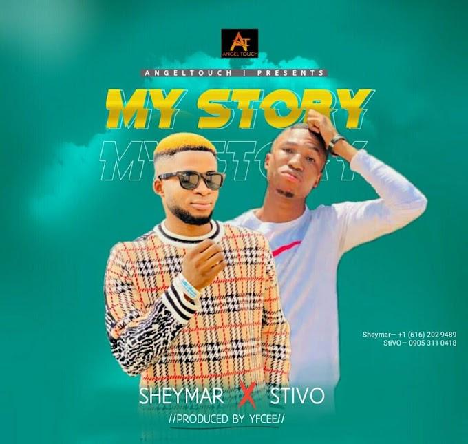 [Mp3] Sheymar Ft Stivo - My Story