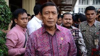 Anggota TNI Tewas Tertembak di Nduga, Wiranto: Tak Usah Ditanggapi