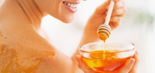 ماسك الزبادي بالعسل