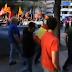 VÍDEO | Separatistas salen a la calle en Alicante y se encuentran con la resistencia ciudadana