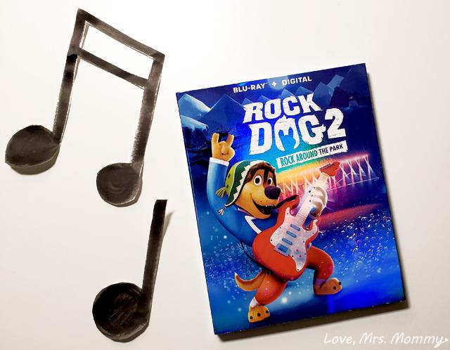 rock dog 2, rock dog 2 rock around the park, rock the park movie, kids movie