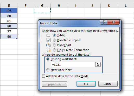 Mengubah Data Kolom Menjadi Baris di Excel