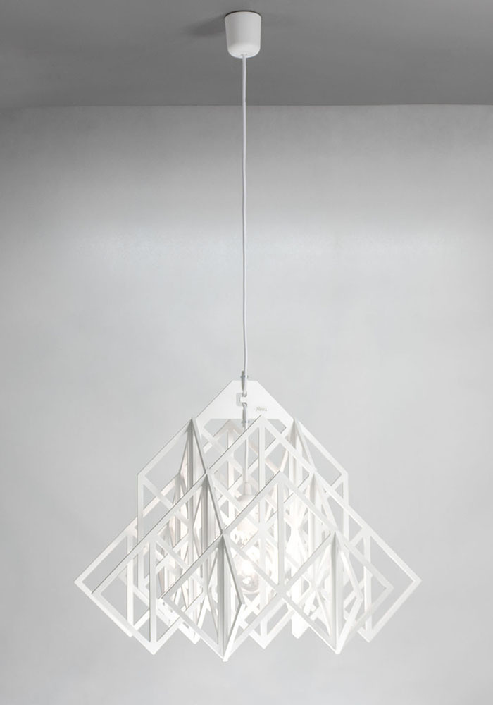 Polish Design Folding Lamp