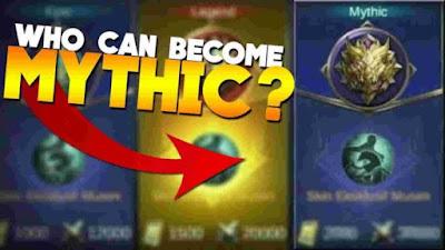 5 Tips Agar Cepat Naik Rank di Mobile Legend Sampai Ke Glorious Mythics
