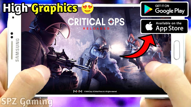 HOW TO DOWNLOAD CRITICAL OPS: RELOADED MOBILE GAME!! IOS & ANDROID PHONE