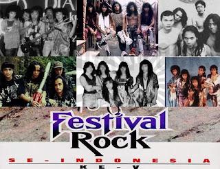 Mengenang Final Festival Rock Indonesia ke V thn 1989
