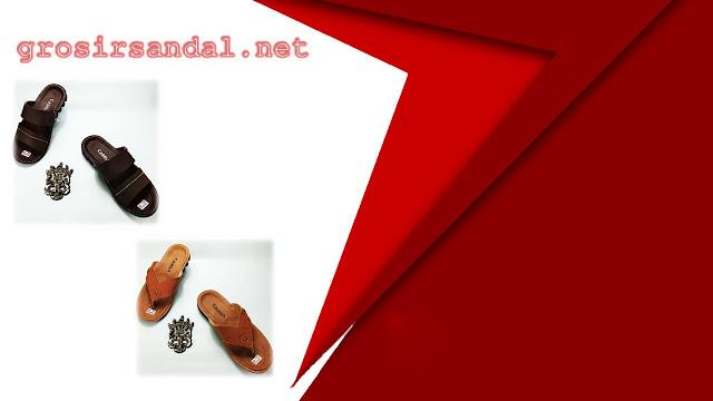 SANDAL PRIA DEWASA | SIZE 38-42 | SANDAL IMITASI
