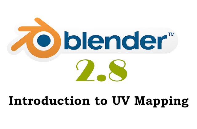 introduction to uv unwrapping in blender 2.8