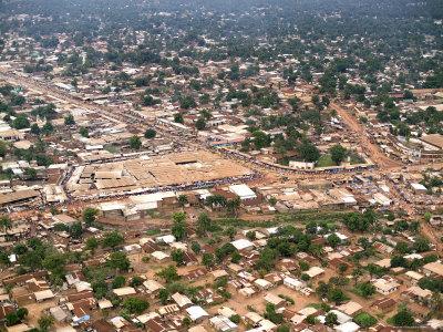 Bangui, Capital da República Centro Africana