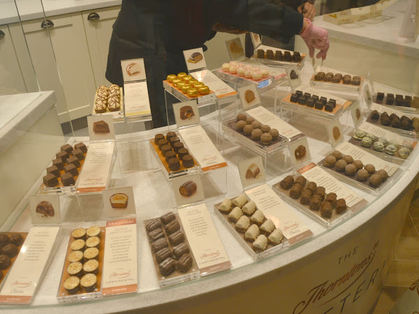 New Thorntons Liverpool One Store Unveiled | AD