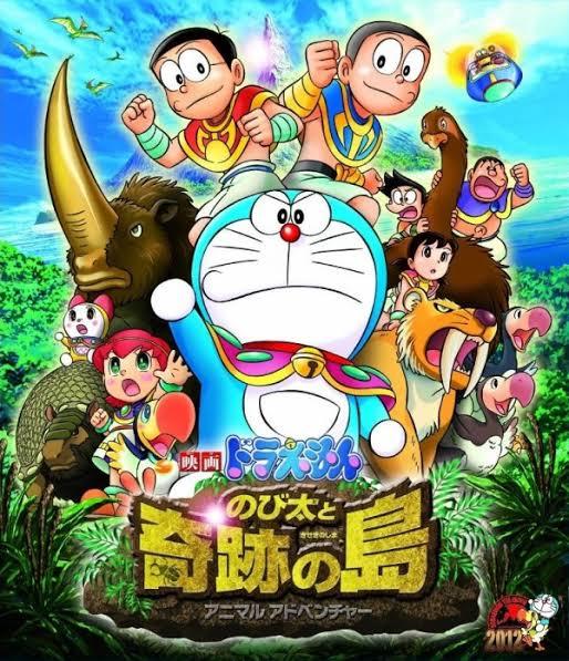 Doraemon: Nobita and the Island of Miracles ~Animal Adventure~ (2012)