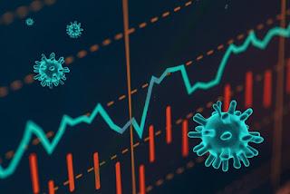 هلع كورونا في الاسواق العالمية و سوق العملات المشفرة
