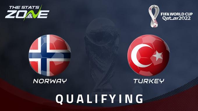 مشاهدة مباراة تركيا والنرويج بث مباشر اليوم في تصفيات كأس العالم لقارة أوروبا