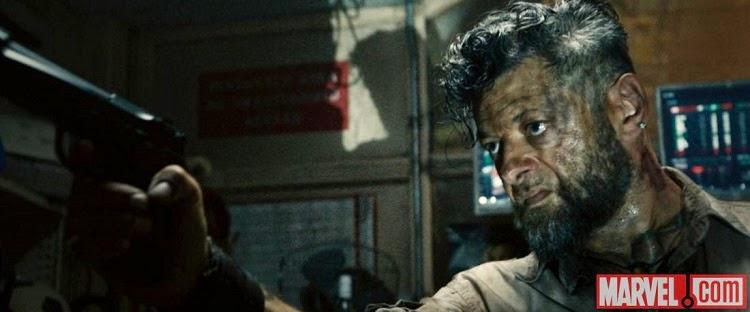 Ulysses Klaw Klaue Andy Serkis Avengers Age of Ultron