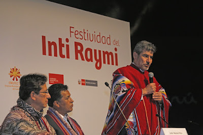 Inti Raymi 2018, Inti Raymi Cronograma, Inty Raymi Cusco