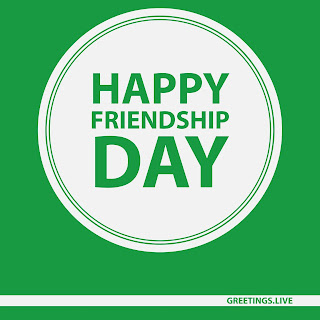 Friendship day special Greetings from greetingslive
