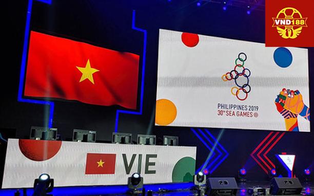 Esport Việt Nam tại Seagames 2019