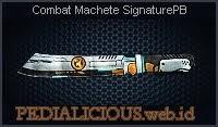 Combat Machete SignaturePB