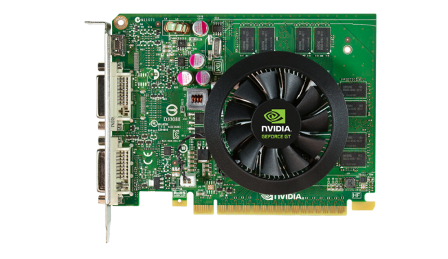 Nvidia GeForce GT 640 Driver Download