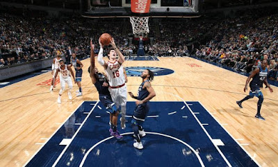 Cedi Osman - Cleveland Cavaliers - Minnesota Timberwolves