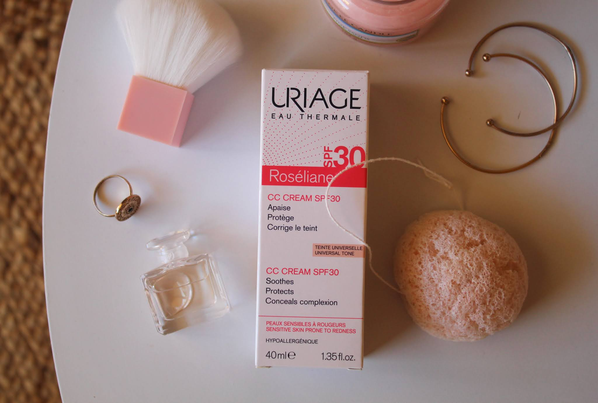 CC Cream Roséliane Uriage