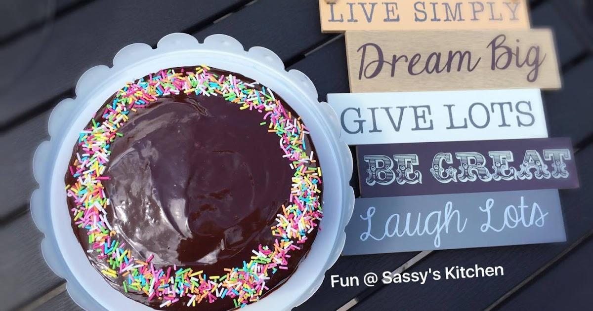 Plate Amp Palate Best Chocolate Cake By Angela Seah Thulin