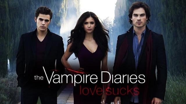 serie the vampire diaries