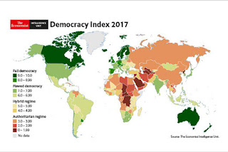 Spotlight : Global Democracy Index