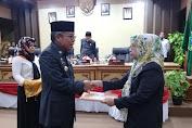 DPRD Parepare Serahkan Ranperda Inisiatif