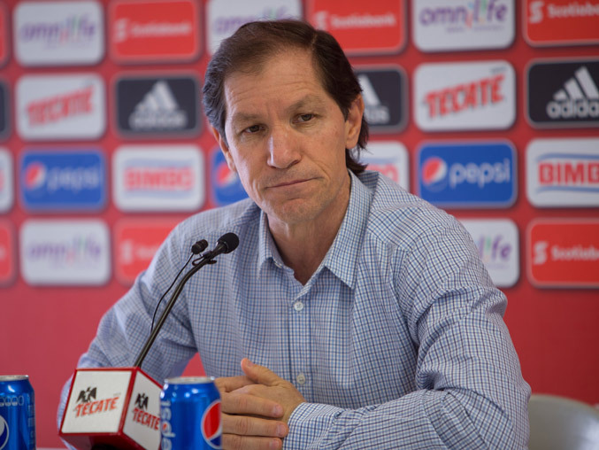 Jaime Ordiales busca lo mejor para el club y jugadores.
