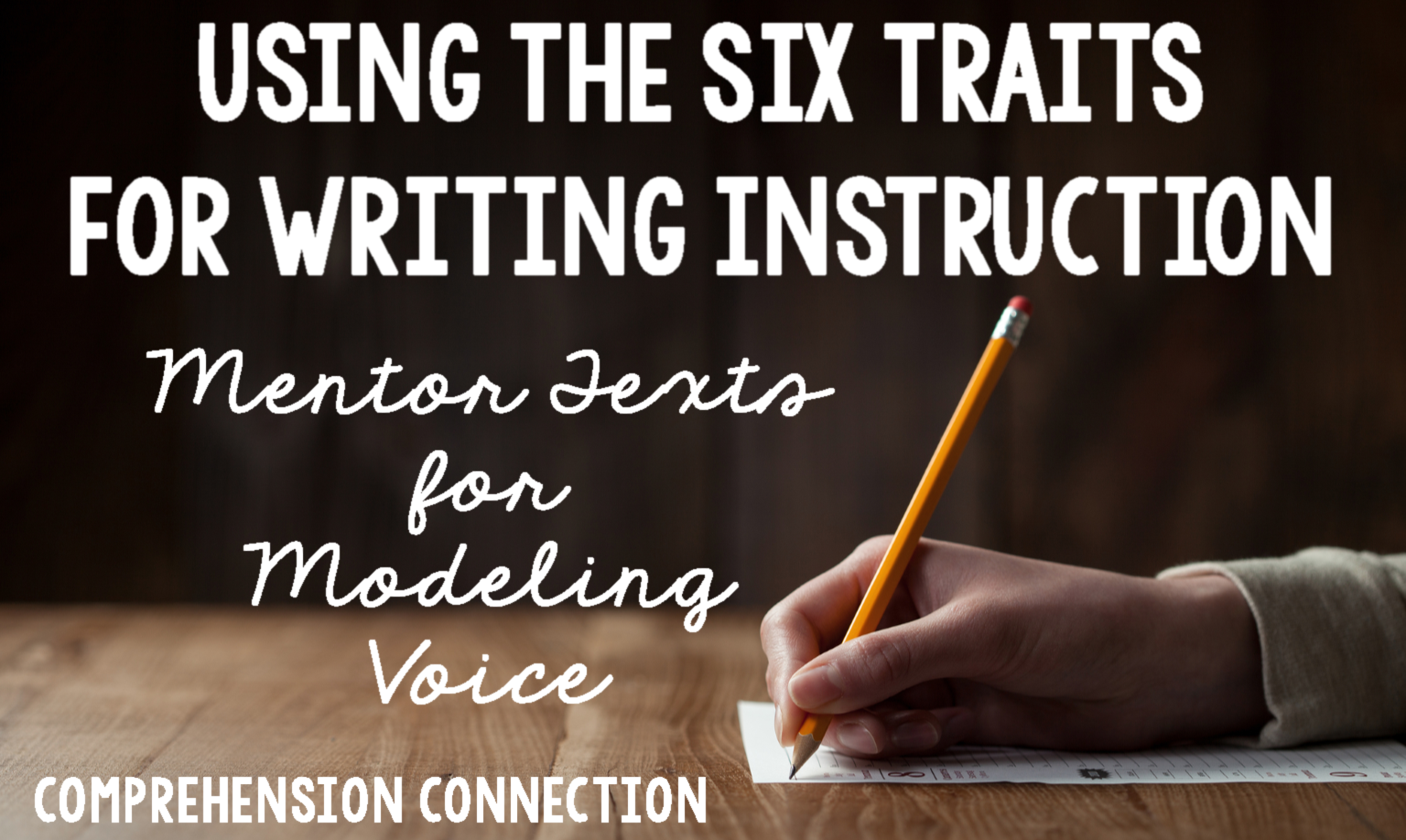 Looking for ideas to help your students build voice in their writing? Check out this post for three great suggestions and links to many more.
