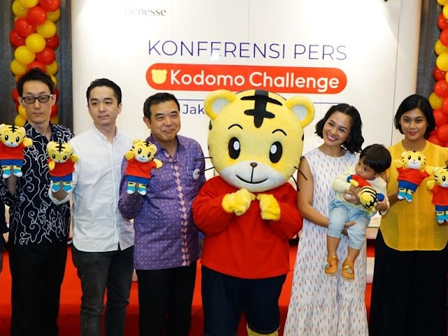 Kodomo Challenge, Program Edukasi Anak Indonesia