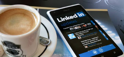 Linkedin salary features