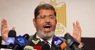 قرارات محمد مرسي