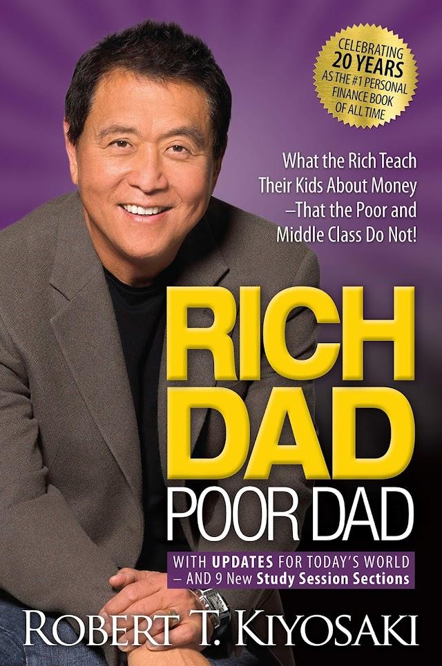 Rich Dad and Poor Dad Book Summary in Hindi