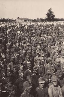 Szlak bojowy pradziadka w latach 1918-1921
