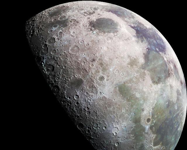 Kemungkinan Atmosfir di Bulan