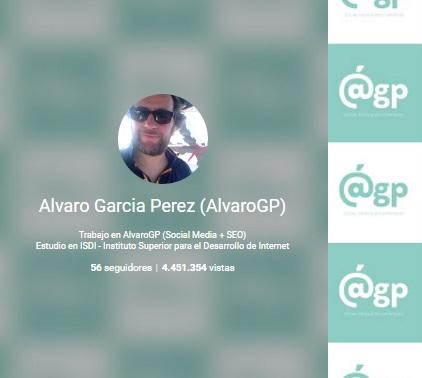 4.000.000 de visitas en Google+ (by Álvaro García Pérez - ÁlvaroGP) - ÁlvaroGP Social Media & SEO Strategist - Social Media - SEO - Google+ Google - Redes Sociales - MIBers - MIB - ISDI - Wejoyn - La red social - Los becarios