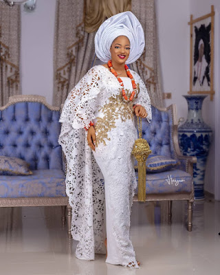 Queen of Ife Naomi Ogunwusi latest photos