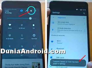 mengaktifkan UI TWEAK Nokia