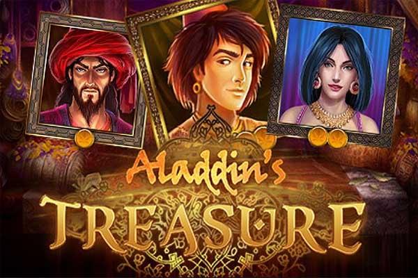 Main Gratis Slot Demo Aladdin's Treasure (Pragmatic Play)