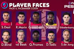 AFC Ajax Facepack 4.0 - PES 2020