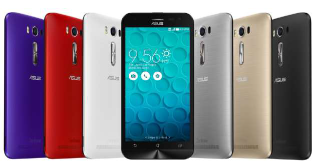 ASUS Zenfone 2 Laser 5.0 Colors