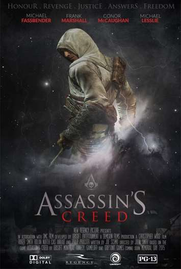 Assassin's Creed (2016) DVDRip Latino