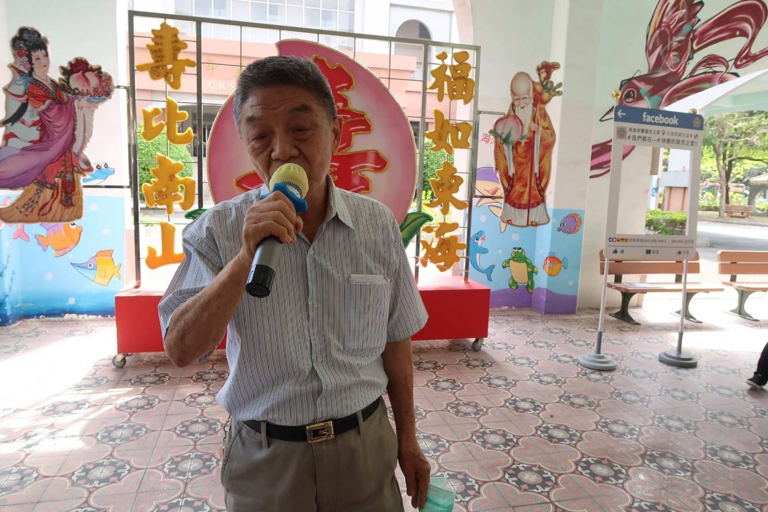 中華海峽傳媒: 榮家4月慶生會 感謝善人于宣琛伯伯袍澤之愛