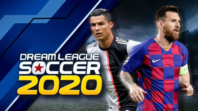 Dream League Soccer 2020 Amazing New Messi & Ronaldo Edition For Android
