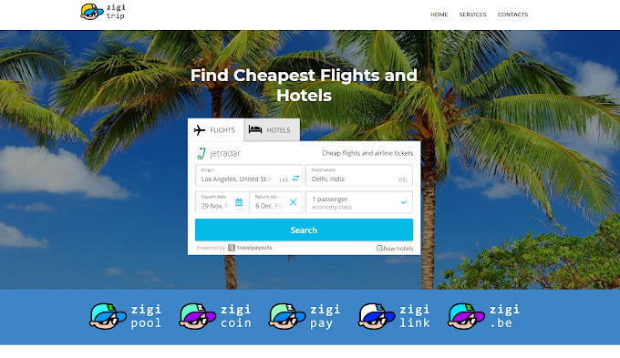 How to find cheapest airline fares and hotel deals with Zigi Trip?