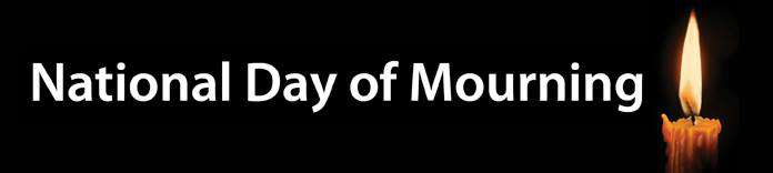 National Day of Mourning Wishes Images download